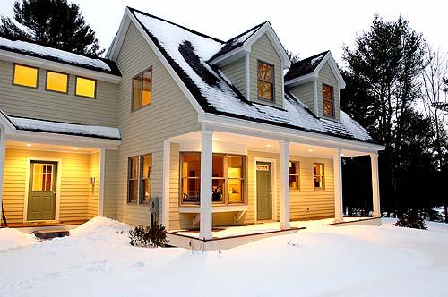 Fine Homebuilders For The Maine Coast Home